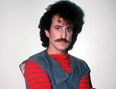 With hair like this nothing could break Matthew Wilder's stride.