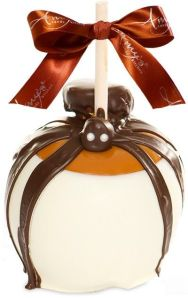 Spooky Spider by Amy's Gourmet Apples