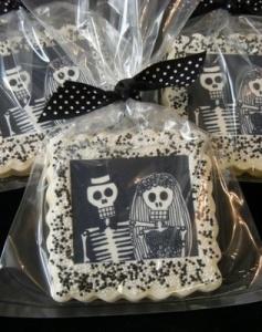 Bake at 350 bride and groom cookies.