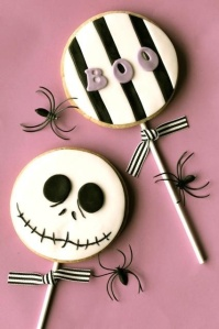 Cookie pops! Jack cookie pops?!? Hell-yeah -to-the-Ween.