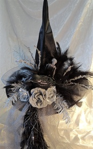 A hat offered on Etsy but it was sold, and I couldn't find the shop that produced it. That makes me a sad witch.