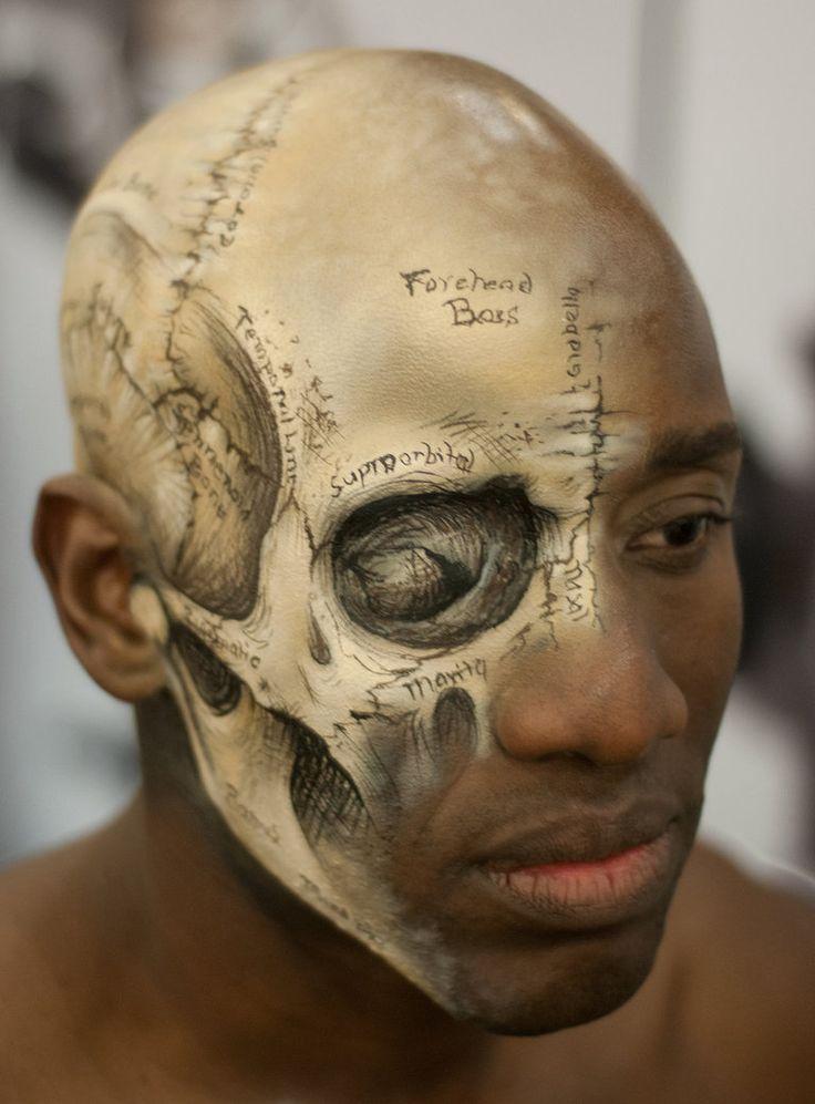 Plenty of Skull Makeup