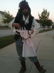 Captain Jack.