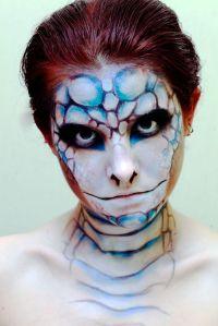 snake makeup 1