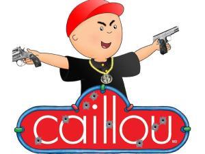 Caillou thug